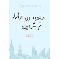 Friends 2021 Diary