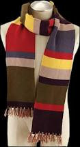 Dr Who 4th Doctor 6 Foot Scarf