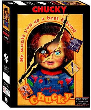 Chucky - Best Fiend 1000pc Puzzle