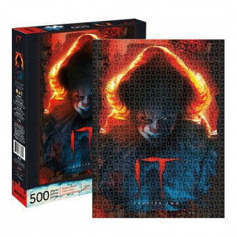 IT Chapter 2 Pennywise 500pc Puzzle