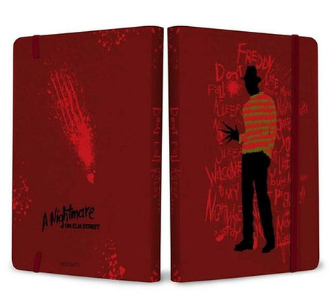 Nightmare on Elm Street Softtouch Notebook