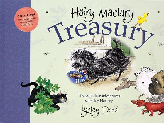 Lynley Dodd - Hairy Maclary Treasury Book