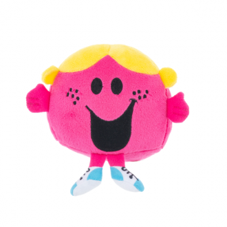 Little Miss Chatterbox Plush Toy