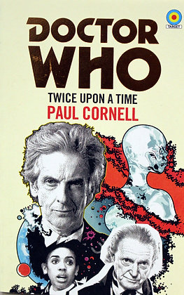 Dr Who Twice Upon a Time Book