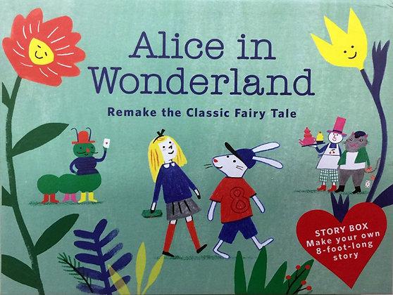 Alice in Wonderland Story Box