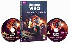 Dr Who - The Enemy of the World (Special Edition) DVD