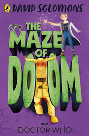 Dr Who The Maze of Doom