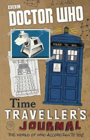 Dr Who - The Time Travellers Journal Book