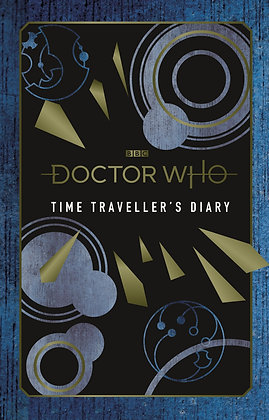 Dr Who Time Traveller's Diary