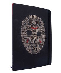Friday the 13th Softcover Notebook