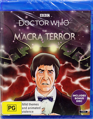 Dr Who - The Macra Terror Blu-Ray