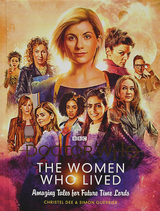Dr Who - The Women who Lived Book
