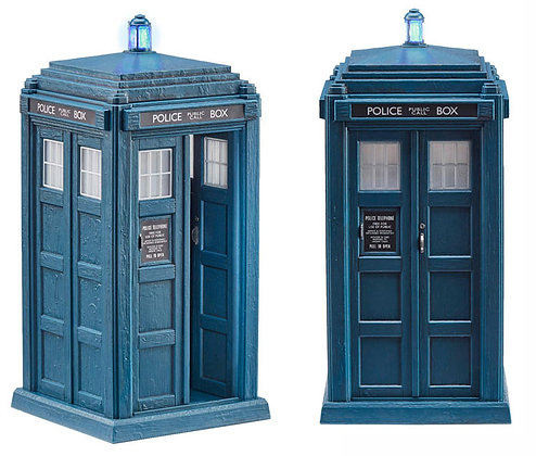 Dr Who 13th Doctor Electronic TARDIS Toy