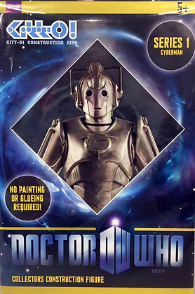 Dr Who Cyberman Construction Kit
