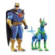 Scoob! Blue Falcon and Dynomutt Action Figure Set
