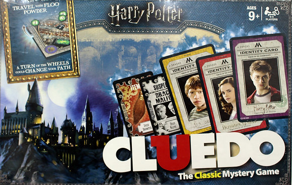 Cluedo Harry Potter Edition