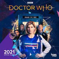 Dr Who 2021 Calendar