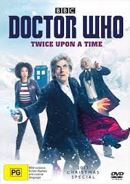 Dr Who - Twice upon a Time DVD