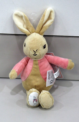 Beatrix Potter Flopsy Rattle Toy