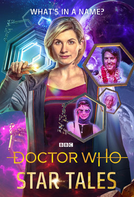Dr Who Star Tales Book