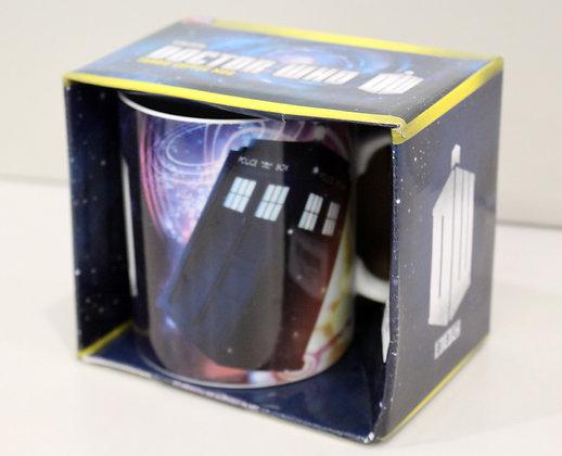 Dr Who TARDIS Insignia Mug