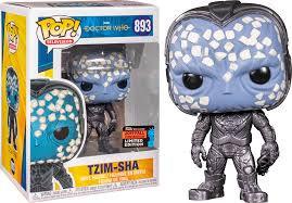 Dr Who Tzim Sha Ltd Edition POP