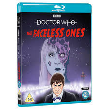 Dr Who - The Faceless Ones Blu Ray