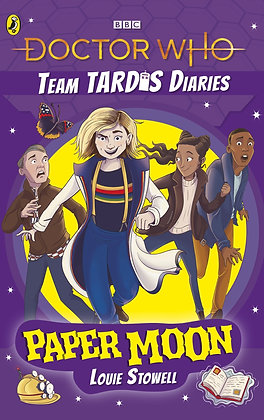 Dr Who Paper Moon