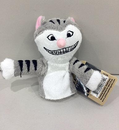 Alice in Wonderland Cheshire Cat Magnetic Finger Puppet