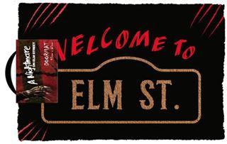 Nightmare on Elm Street Doormat