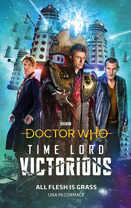 Dr Who Time Lord Victorious - All Flesh is Grass