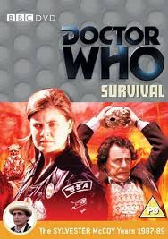 Dr Who - Survival DVD