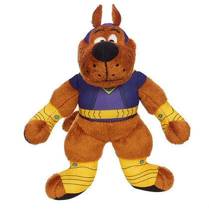 Scoob! Super Scooby Supersoft Collectible