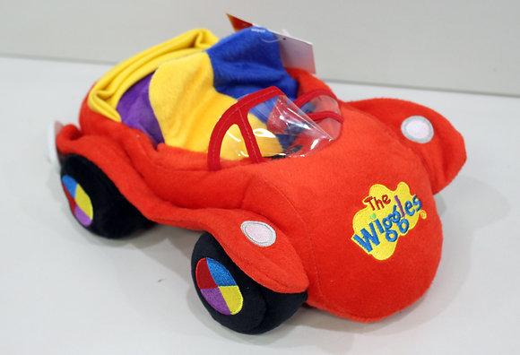 The Wiggles Big Red Car Plush