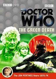 Dr Who - The Green Death DVD