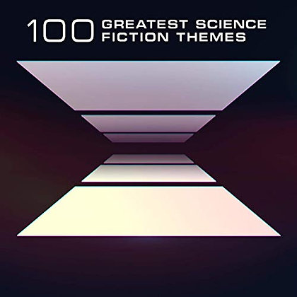 100 Greatest Science Fiction Themes 6 Disc Set