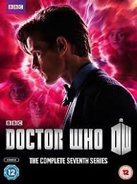 Dr Who Complete Seventh Series DVD