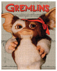 Gremlins Gizmo 1000pc Puzzle