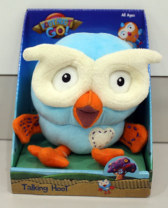 Hoot Hoot Go Talking Hoot Toy