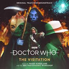 Dr Who The Visitation OST CD Soundtrack