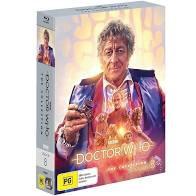 Dr Who The Collection Season 8 Blu Ray