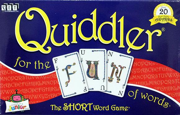 Quiddler CardGame