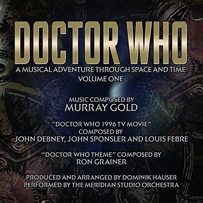 Dr Who A Musical Adventure through Space and Time