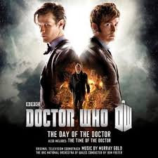 Dr Who Day of the Doctor OST CD Soundtrack
