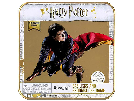 Harry Potter Basilisks and Broomsticks Game