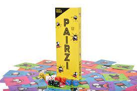 Pairzi Card Game