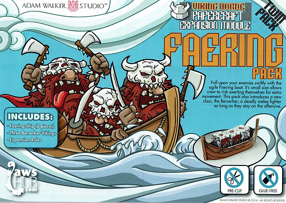 Viking Horde Faering Pack