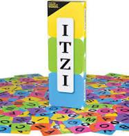 Itzi Card Game