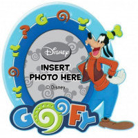 Disney Goofy Mini Magnetic Photo Frame