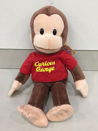 Curious George 44cm Plush Toy